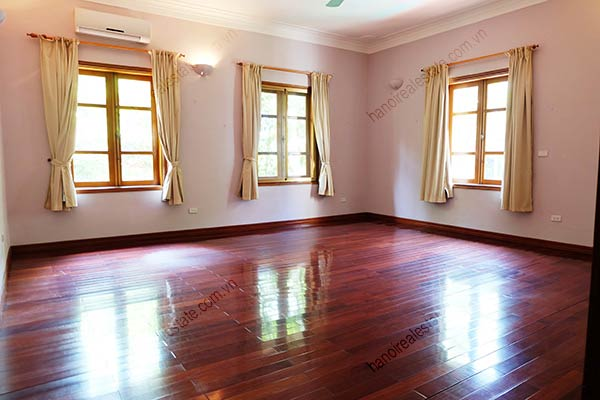 Beautiful 05BRs unfurnished house for rent at To Ngoc Van, with swimming pool 22