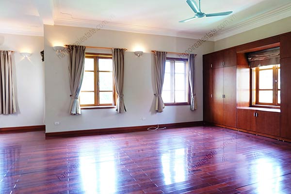 Beautiful 05BRs unfurnished house for rent at To Ngoc Van, with swimming pool 28