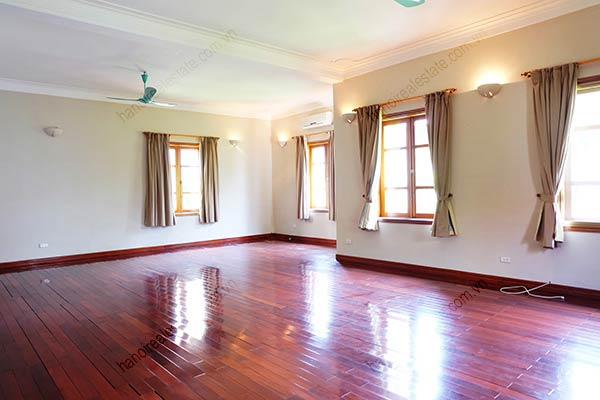 Beautiful 05BRs unfurnished house for rent at To Ngoc Van, with swimming pool 29