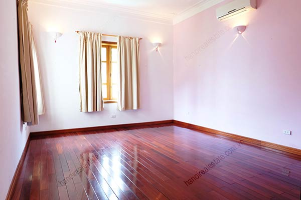 Beautiful 05BRs unfurnished house for rent at To Ngoc Van, with swimming pool 35