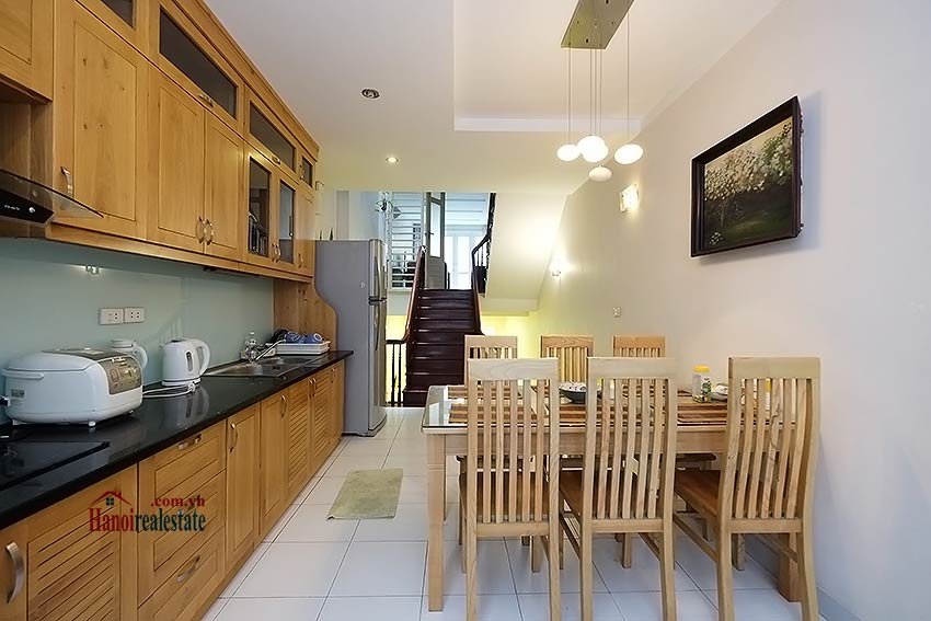 Beautiful 4-bedroom house for rent in Tu Hoa, near Sheraton Hotel 5