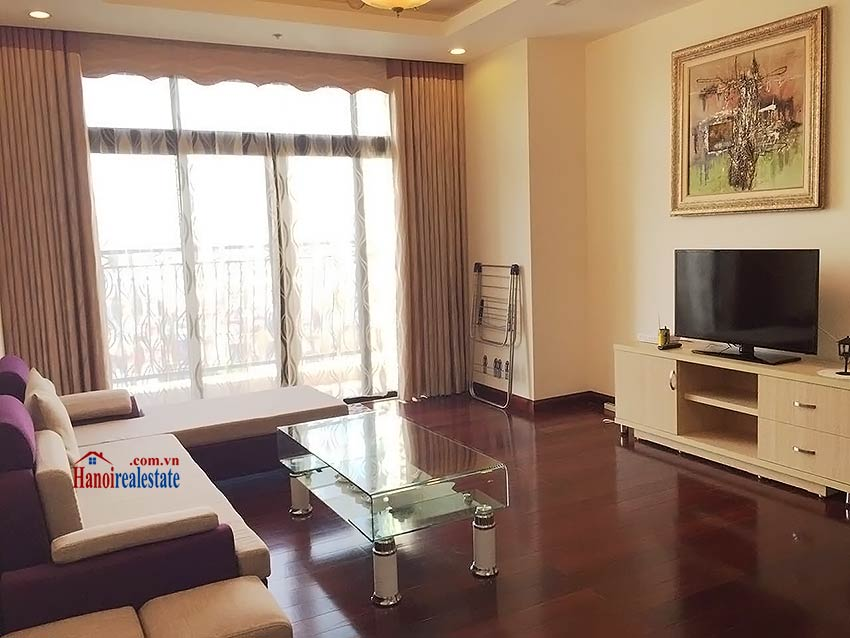 Beautiful apartment in Royal City, 02 bedrooms, block R1 1