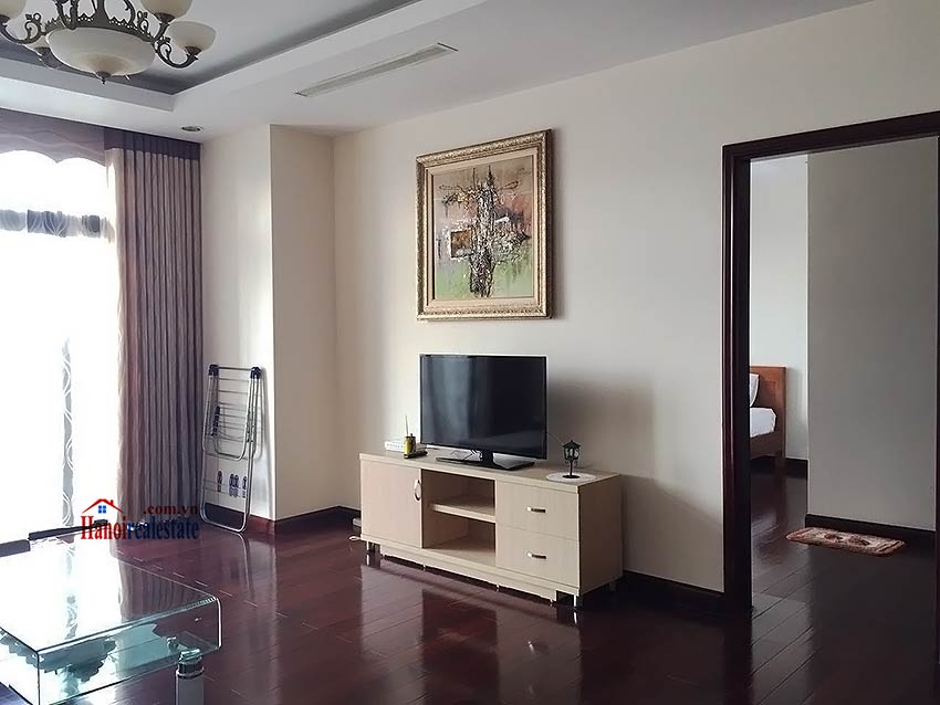 Beautiful apartment in Royal City, 02 bedrooms, block R1 2