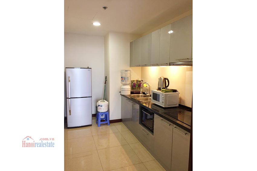 Beautiful apartment in Royal City, 02 bedrooms, block R1 5