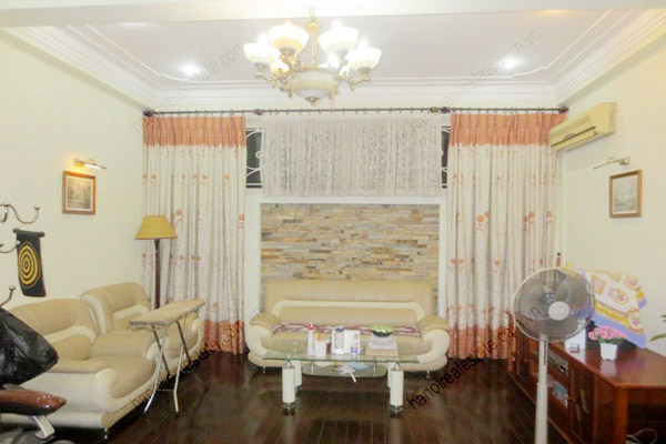 Beautiful house for rent in Dong Da district, Ha Noi 1