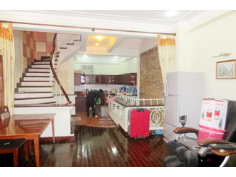 Beautiful house for rent in Dong Da district, Ha Noi