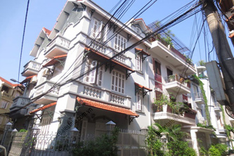Beautiful, modern house for rent  in Ba Dinh district, Hanoi