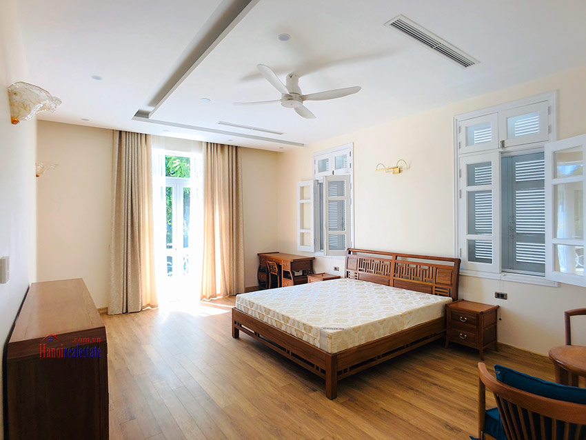 Beautiful newly renovated fully furnished 05BRs house in T block Ciputra 11