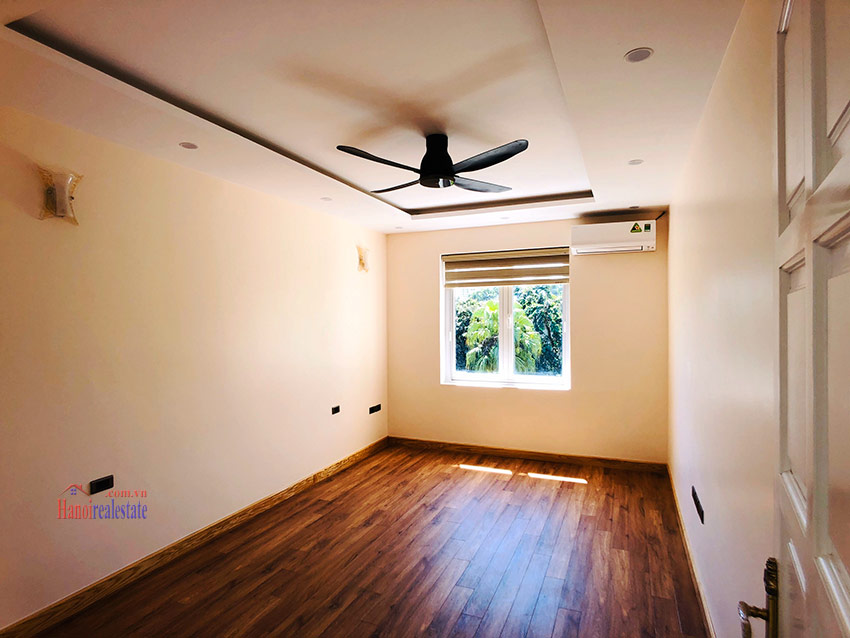 Beautiful newly renovated fully furnished 05BRs house in T block Ciputra 24