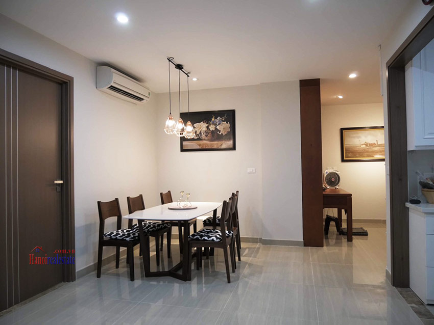 Beautiful opened Golf course view 03BRs apartment on high floor L4 Ciputra 5
