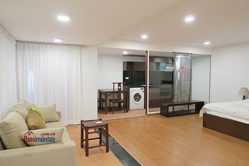 Beautiful Studio Apartment In Tay Ho To Rent Brand New 1