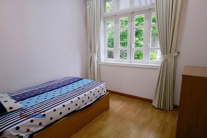 BEAUTIFUL villa to let in D block Ciputra, open view, fully furnished 18