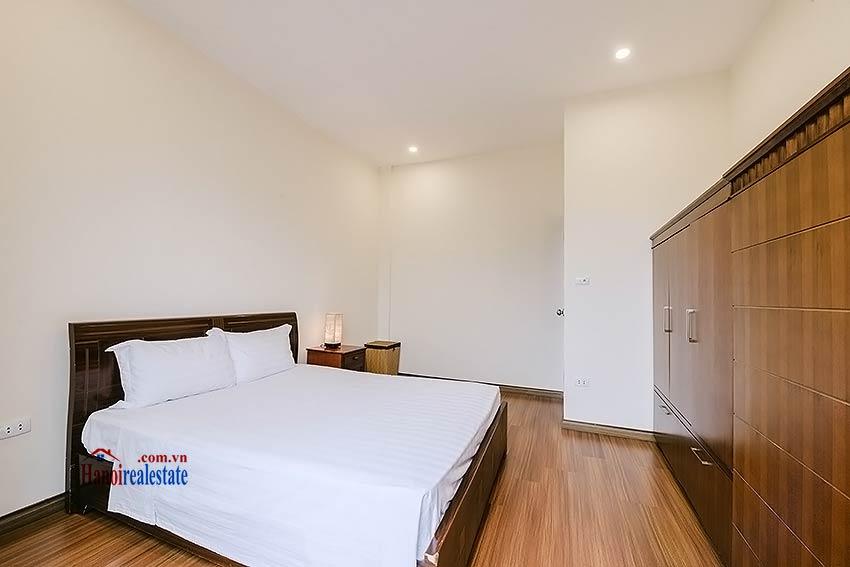 Big balcony 2 bedroom apartment to rent in Hoan Kiem, Hanoi 14