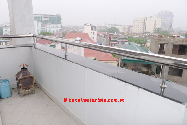 Bight apartment for lease in the center of Hanoi 15