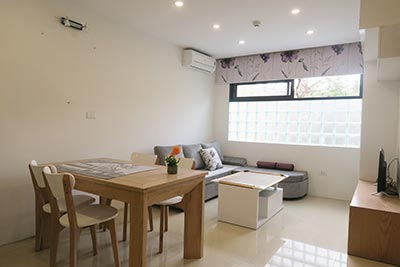 Brand new 01BR apartment in Tay Ho,fully furnished
