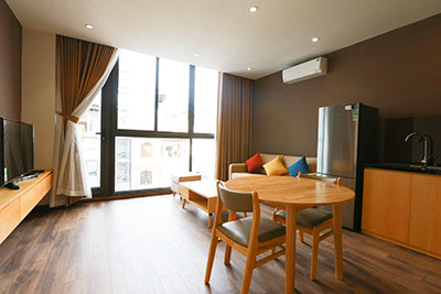 Brand new 01BR apartment on Quang Khanh near Tay Ho Temple
