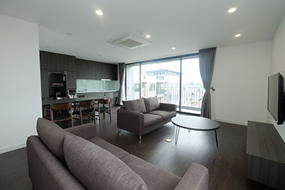 Brand new 02BRs apartment on To Ngoc Van, opened view to Westlake