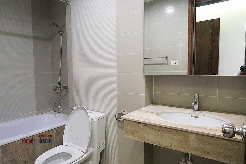 Brand new 02BRs apartment on Xuan Dieu, balcony 11