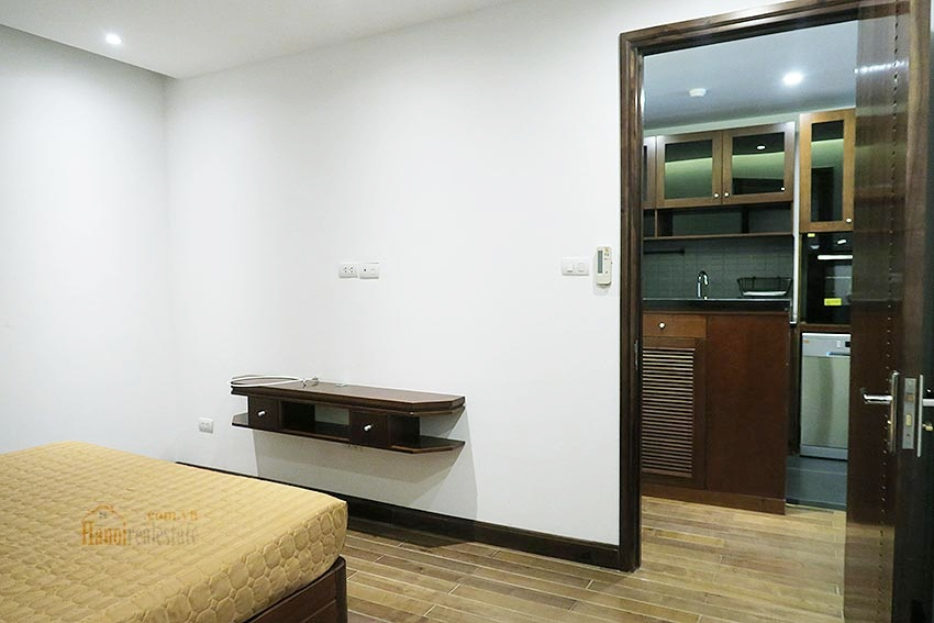 Brand new 02BRs apartment on Xuan Dieu, balcony 18