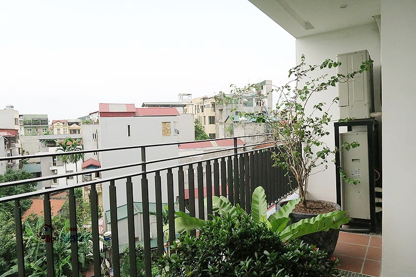 Brand new 02BRs apartment on Xuan Dieu, balcony 8