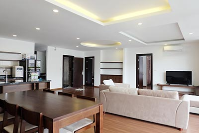 Brand new 03Brs apartment at Tu Hoa, bright and airy