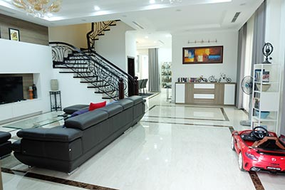 Brand new 03BRs villa in Anh Dao, 5 mins to Vincom Plaza