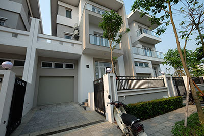 Brand new 05BRs house in K block Ciputra, modern and bright