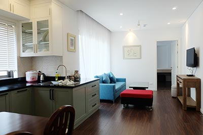 Brand new 2 bedroom apartment for rent in Vong Thi, Tay Ho