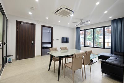 Brand new 2-bedroom apartment in Hai Ba Trung, near Vincom Center
