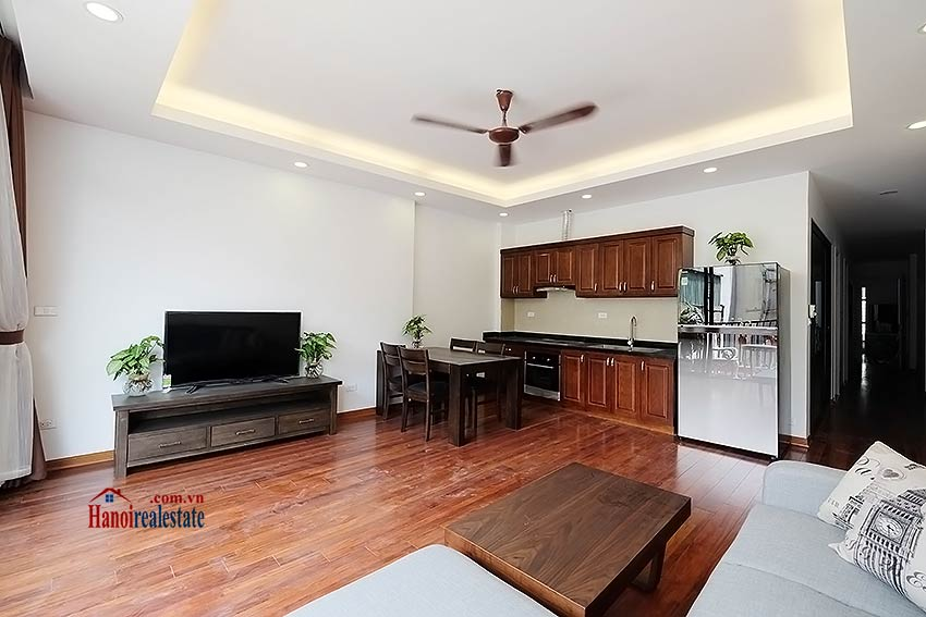 Brand new 2-bedroom apartment to rent on Nam Ngu, Hoan Kiem 2