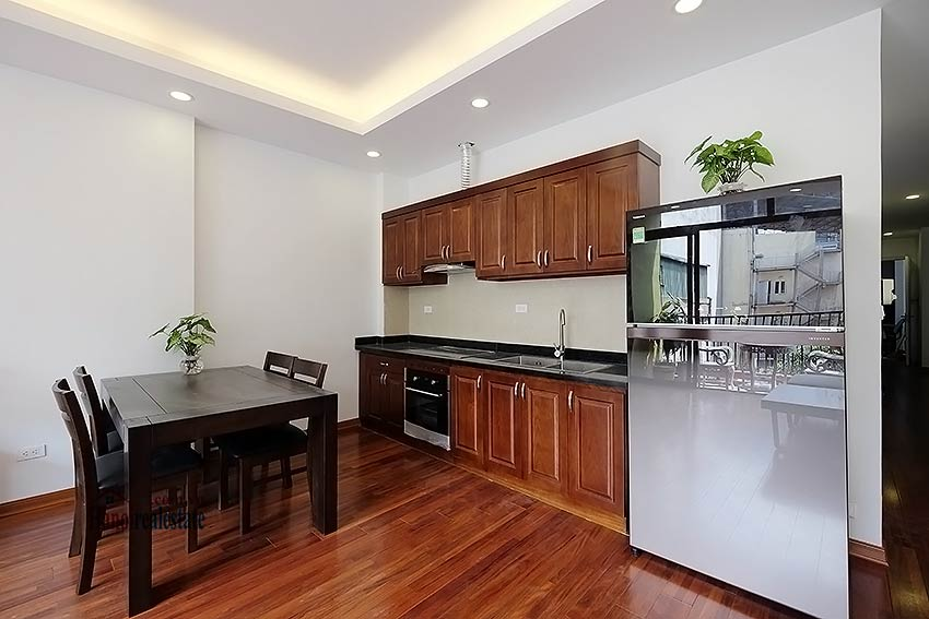 Brand new 2-bedroom apartment to rent on Nam Ngu, Hoan Kiem 3