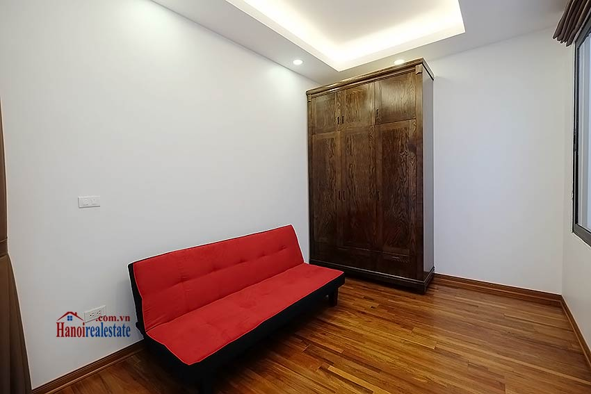 Brand new 2-bedroom apartment to rent on Nam Ngu, Hoan Kiem 9