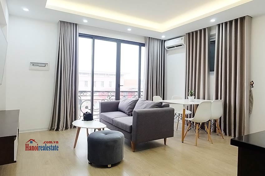 Brand new apartment to rent in Ba Dinh, walking distance to Le Nin park 1