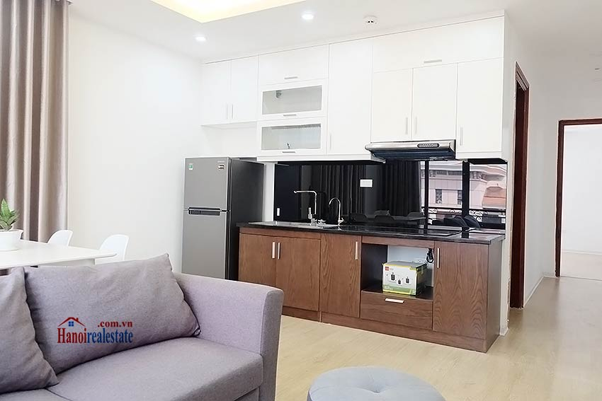 Brand new apartment to rent in Ba Dinh, walking distance to Le Nin park 3