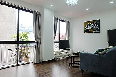 Brand new apartment with 01 bedroom in Tay Ho, modern design