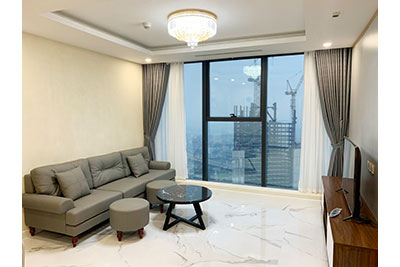 Brand new high floor 03 bedroom apartment in Sunshine City