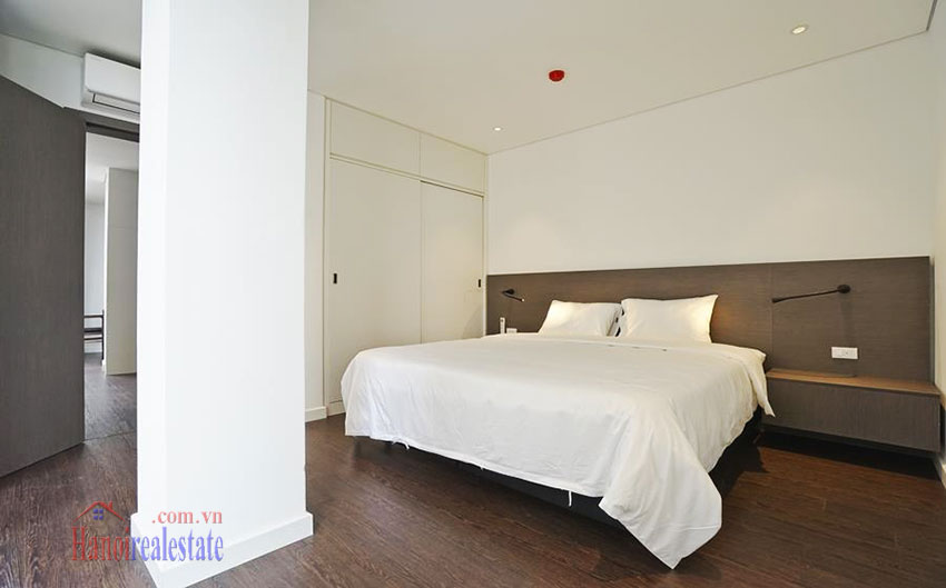 Brand new & Modern 01-bedroom apartment in Ba Dinh District to rent 10