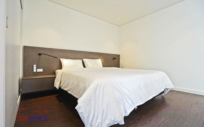 Brand new & Modern 01-bedroom apartment in Ba Dinh District to rent 11