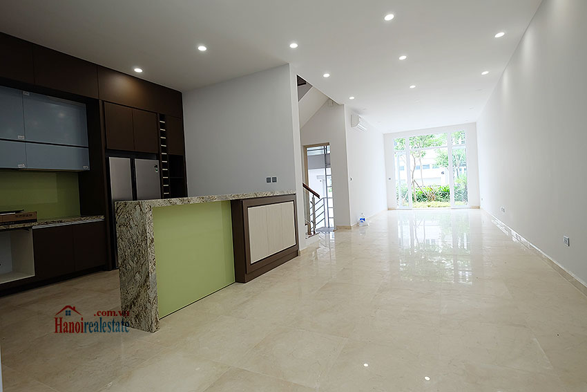 Brand new peaceful 05BRs house in K block Ciputra, unfurnished 12