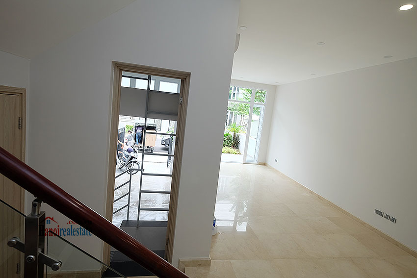 Brand new peaceful 05BRs house in K block Ciputra, unfurnished 13