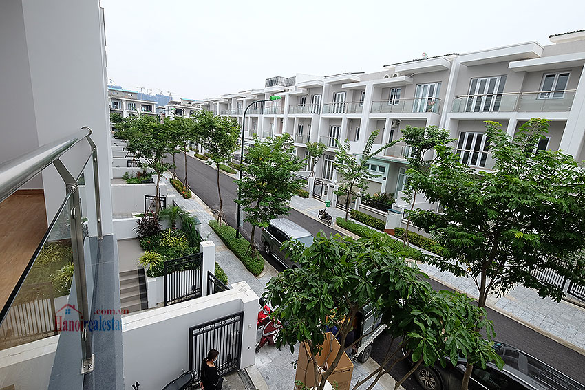 Brand new peaceful 05BRs house in K block Ciputra, unfurnished 23