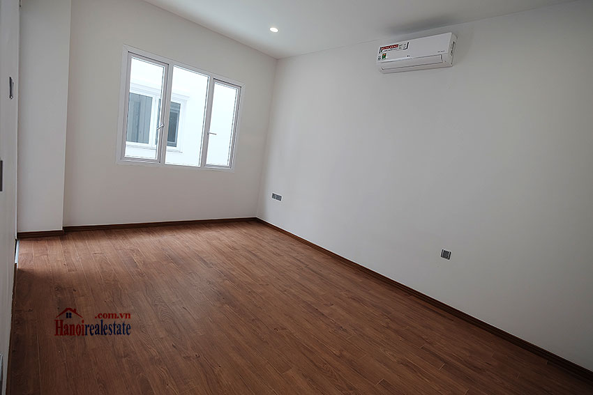 Brand new peaceful 05BRs house in K block Ciputra, unfurnished 27