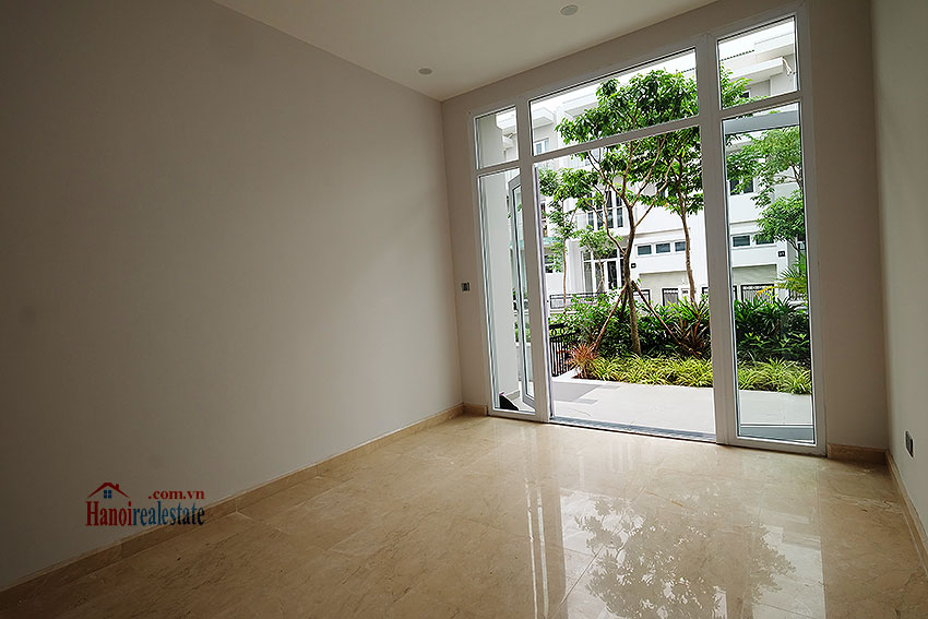 Brand new peaceful 05BRs house in K block Ciputra, unfurnished 3