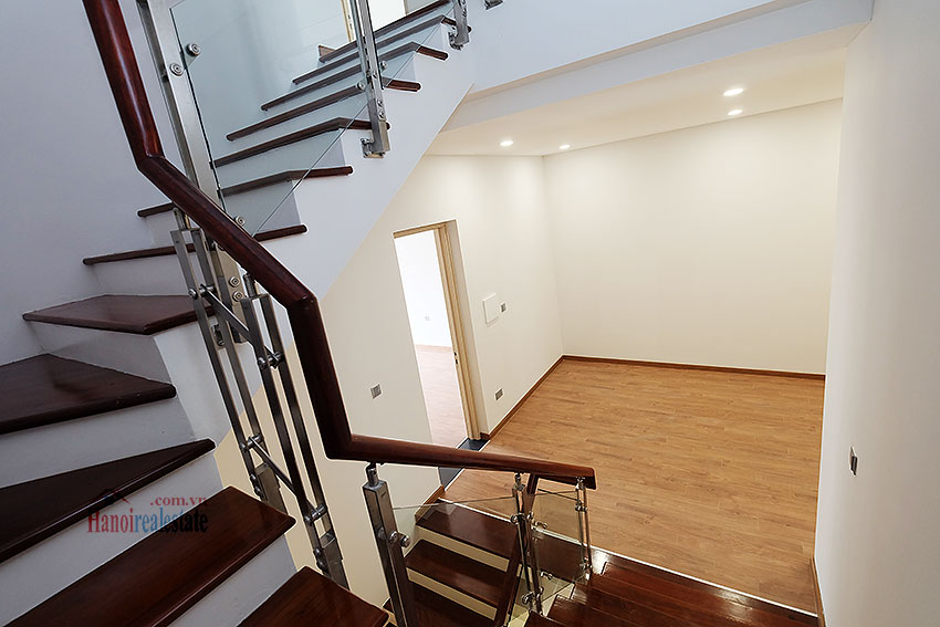 Brand new peaceful 05BRs house in K block Ciputra, unfurnished 32