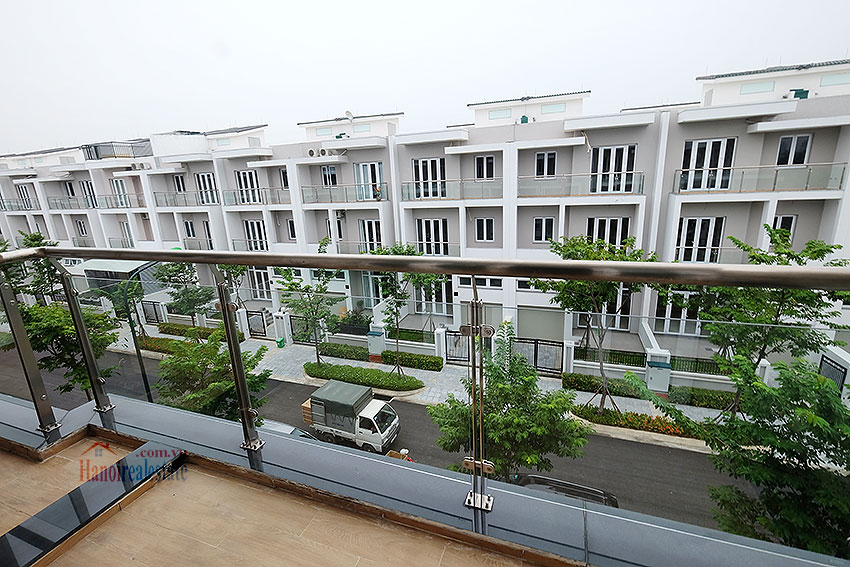 Brand new peaceful 05BRs house in K block Ciputra, unfurnished 40