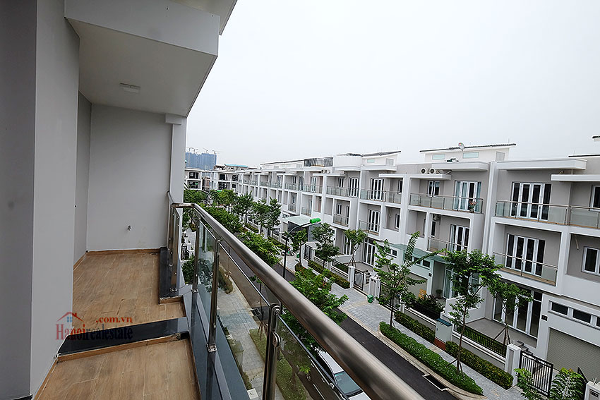 Brand new peaceful 05BRs house in K block Ciputra, unfurnished 41