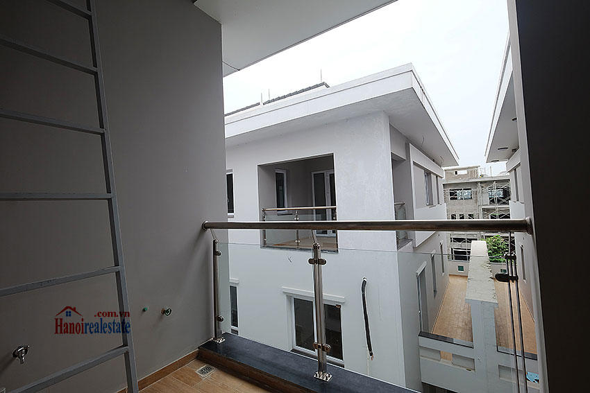 Brand new peaceful 05BRs house in K block Ciputra, unfurnished 49