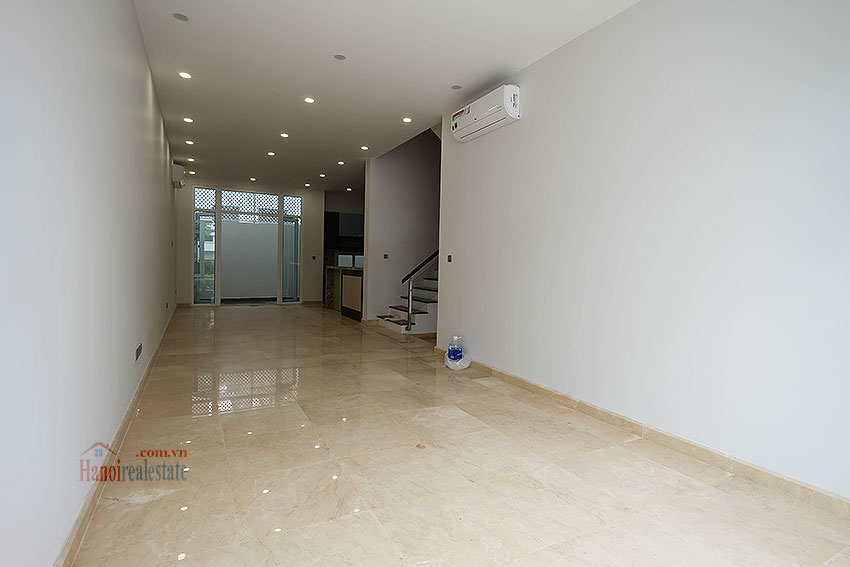 Brand new peaceful 05BRs house in K block Ciputra, unfurnished 5