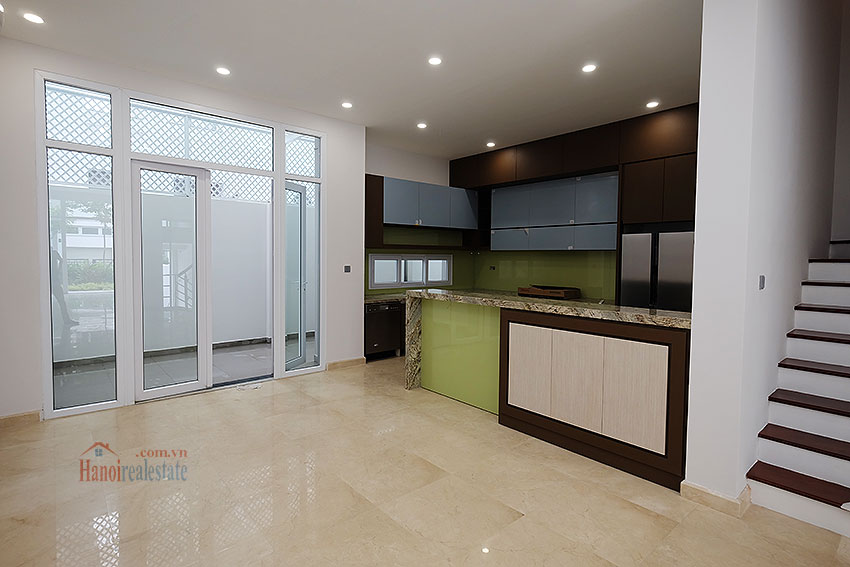 Brand new peaceful 05BRs house in K block Ciputra, unfurnished 7