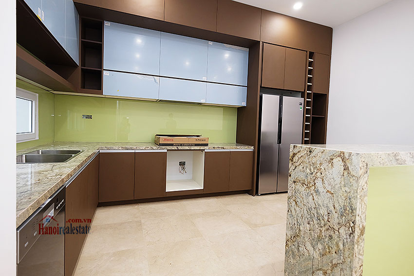 Brand new peaceful 05BRs house in K block Ciputra, unfurnished 9